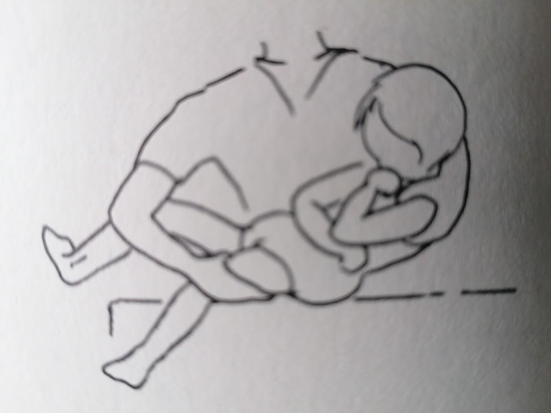Porter un enfant spastique